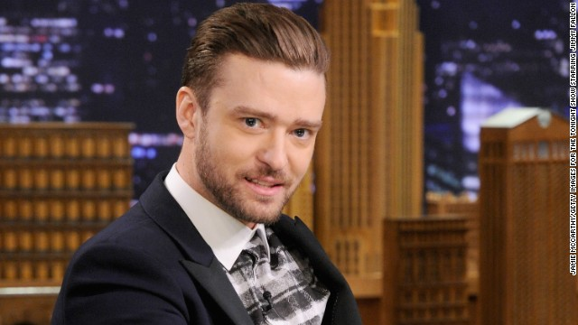 Justin Timberlake 'May' meme goes presidential