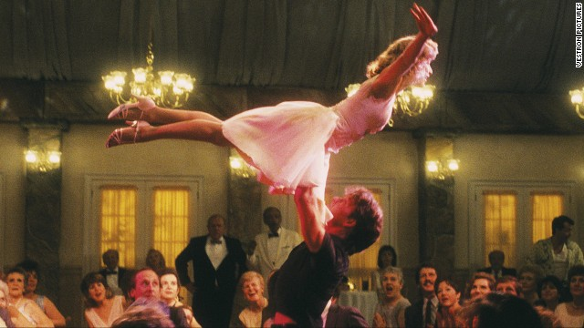 "Nobody puts baby in a corner! So Netflix is trotting out the beloved ""Dirty Dancing"" starring Jennifer Grey and Patrick Swayze in 1987."