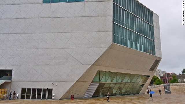The first concert in the Casa da Música took place one day before the official inauguration by the Portuguese president on April 15, 2005. The building is home to the National Orchestra of Porto. <strong>Architect: </strong>Office for Metropolitan Architecture.