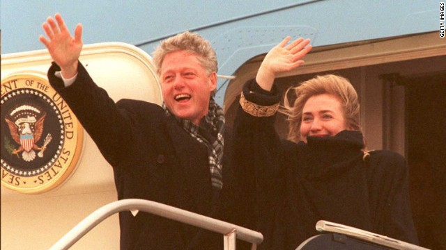 Is Hillary Clinton a candidate of the past or of the future?
