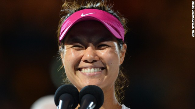 The bubbly Li Na is likely Asia's most popular tennis player. Like Sharapova and Federer, she's giving the IPTL a miss.