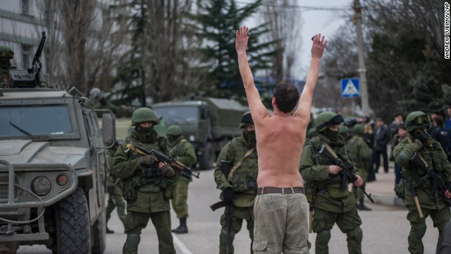 ¿Ucrania, camino a la guerra?