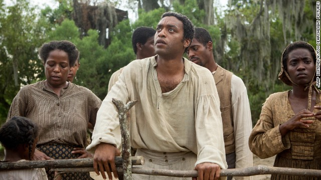 "Best adapted screenplay: John Ridley, ""12 Years a Slave"""