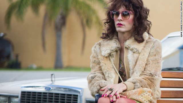 "Best supporting actor: Jared Leto, ""Dallas Buyers Club"""