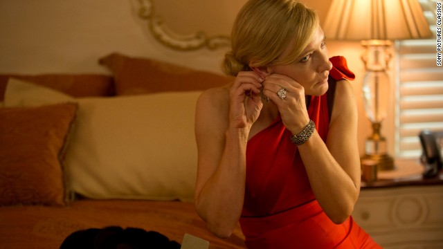 "Best actress: Cate Blanchett, ""Blue Jasmine"""
