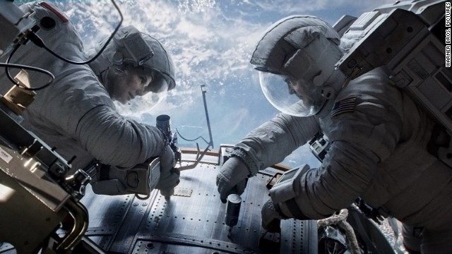 "Best director: Alfonso Cuaron, ""Gravity"""