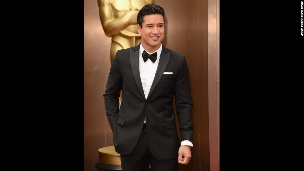 Oscar 2014: Alfombra roja