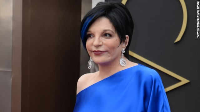 Liza Minnelli didn't think Ellen's Oscars joke was funny