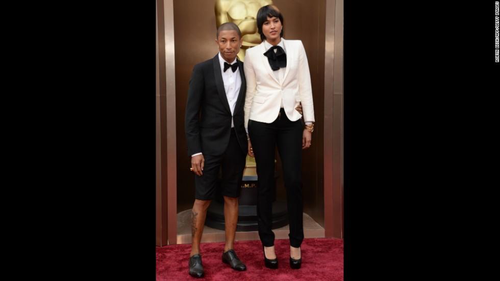 Óscar 2014: Alfombra roja