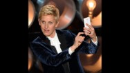 How did Ellen do as Oscars host?