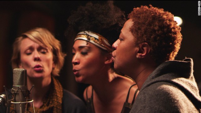 "<strong>Best documentary feature:</strong> ""20 Feet from Stardom"""