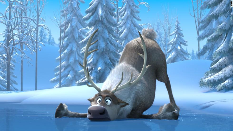 Las asombrosas cifras de 'Frozen'