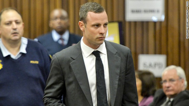 Photos: \'Blade Runner\' Oscar Pistorius