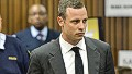 Pistorius breaks down