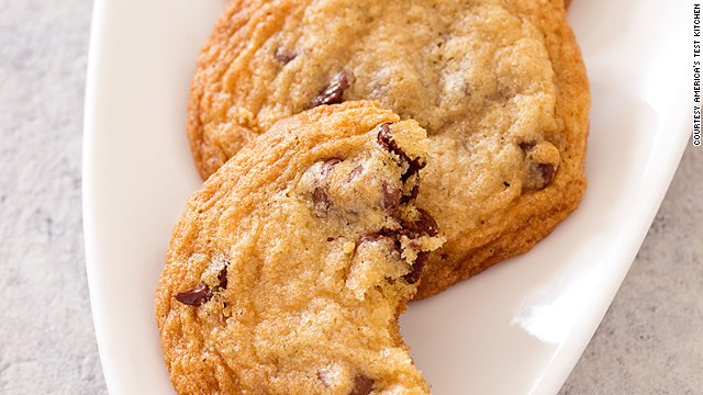 Perfect Chocolate Chip Cookies That Happen To Be Gluten