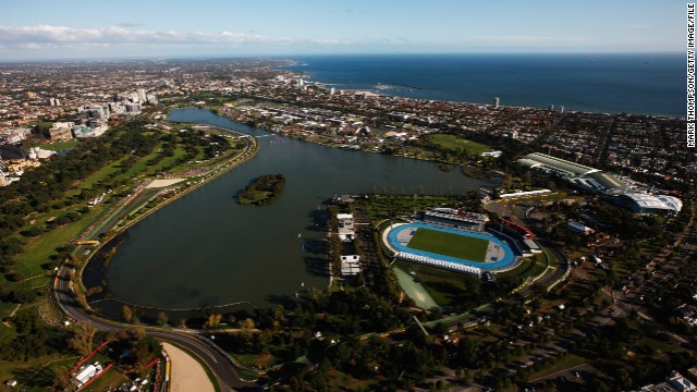 The first race of 2014 will be the Australian Grand Prix, staged at Albert Park in Melbourne.