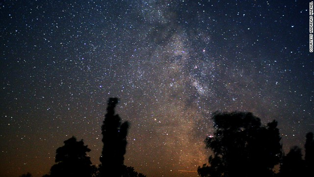 Westhavelland International Dark Sky Reserve is less than a two-hour drive from Berlin. The summer night sky can be so dark and clear that zodiacal light (sunlight scattered by dust in space) and gegenschein (a faint brightening of zodiacal light at midnight) can be visible.