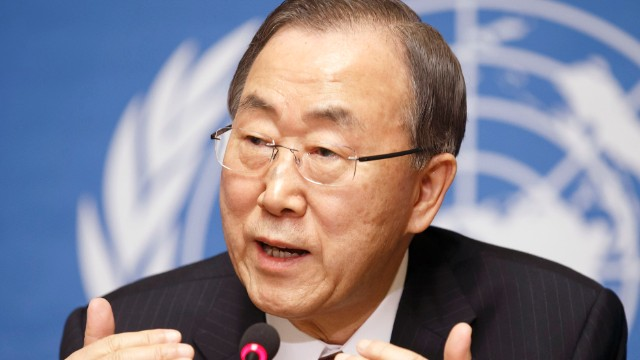 "U.N. Secretary-General Ban Ki-moon: Ban dispatched a special envoy to Ukraine on Sunday, March 2, a spokesman for his office said. The United Nations has warned Russia against military action, while Ban told Putin ""dialogue must be the only tool in ending the crisis."""