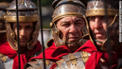 What Romans can teach business leaders