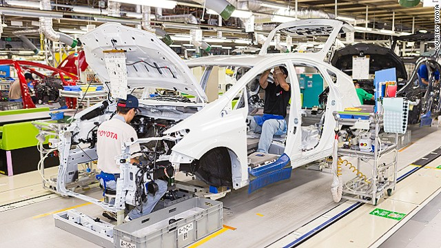 Toyota Kaikan: Inside one of the world's most fascinating factory tours