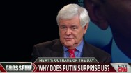 Gingrich: Putin's a stone cold killer