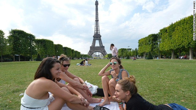 Hanging out with friends by a park is a much cheaper option than hitting the museums or wine bars. According to The Economist Intelligence Unit, the average price of table wine increased by $2 a bottle compared to 2013.