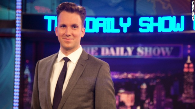 Jordan Klepper is the newest member of