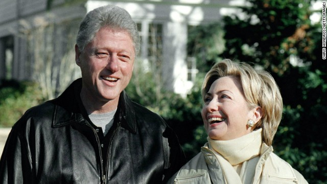 The airport in Little Rock, Arkansas is named Bill and Hillary Clinton National Airport, honoring the 42nd president and his wife, the former U.S. senator and secretary of state.