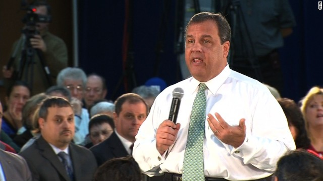 Christie on dealing with Obamacare concerns: 'Elect a new President'