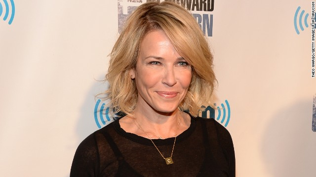 Chelsea Handler: I'm not a racist; I date a lot of black people