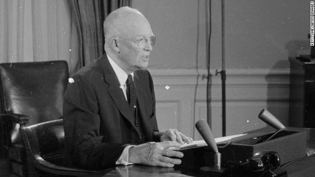 The airport in Wichita, Kansas, will soon be named after the United States' 34th president, Dwight D. Eisenhower. Click through the gallery to see more of the people behind airport names.