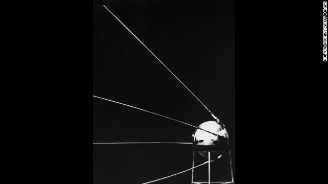 On October 4, 1957, the Soviet Union launched Sputnik, the first man-made satellite to orbit the Earth. In 1958, the United States created NASA, the National Aeronautics and Space Administration, and the space race was in full gear.