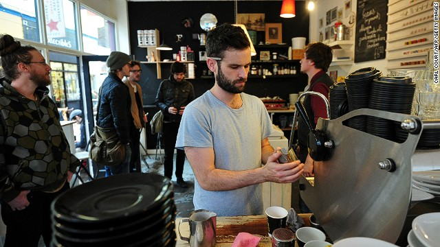 It's better known for tea shops, but espresso-focused cafes have been popping up in earnest across London since the 1990s. East London has the city's highest concentration of quality coffee shops and cafes.