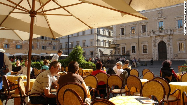 Rome cafes have been accused of resisting modern techniques. But the capital is still home to the nation's best baristas.