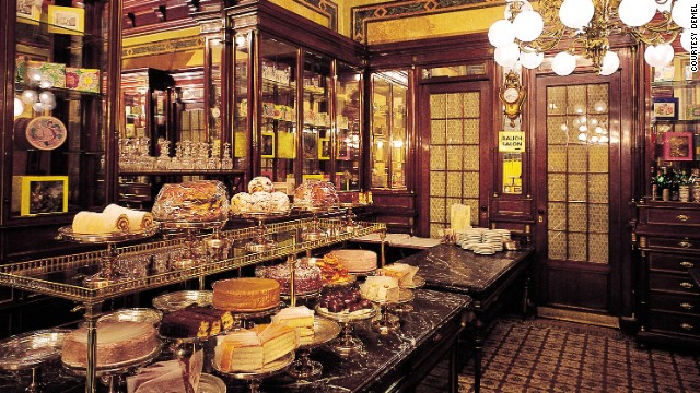 UNESCO listed Vienna's coffee houses as an Intangible Heritage in 2011. These institutions serve as public living rooms, where people meet, chat, read newspapers and discuss strudel.