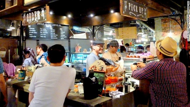 "Creative latte art deserves to be Instagrammed. ""Locals have become so obsessed with latte art, that it has become a basic criteria for a good café,"" says Jovena Loon of Café Hopping Singapore."