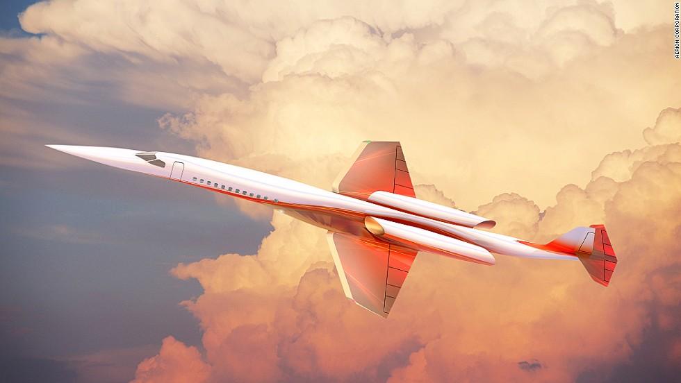 El futuro de los vuelos supersónicos