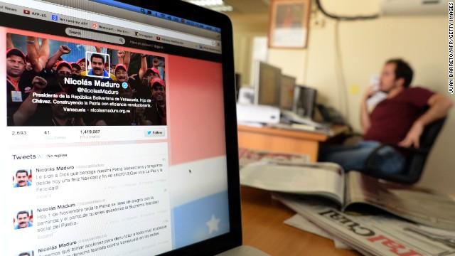 Diputado oficialista de Venezuela propone debatir la regulación de las redes sociales