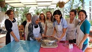 Beit Sitti offers cooking classes in Jordan\'s culinary capital of Amman.