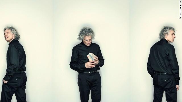 Steven Pinker © Scott Nobles
