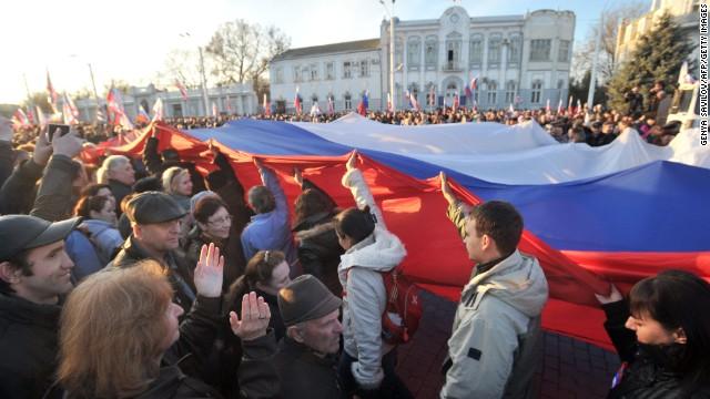 La ONU declara inválido el referéndum de Crimea de anexión a Rusia