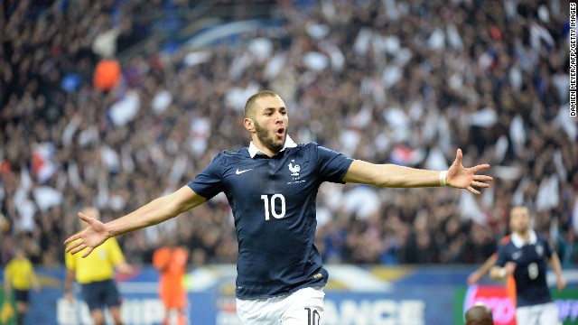 Karim Benzema and Blaise Matuidi were both on target as France produced a fine performance to see off Netherlands 2-0 in Paris.