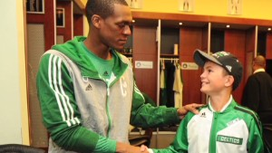 Boy's final sight wish: See Boson Celtics