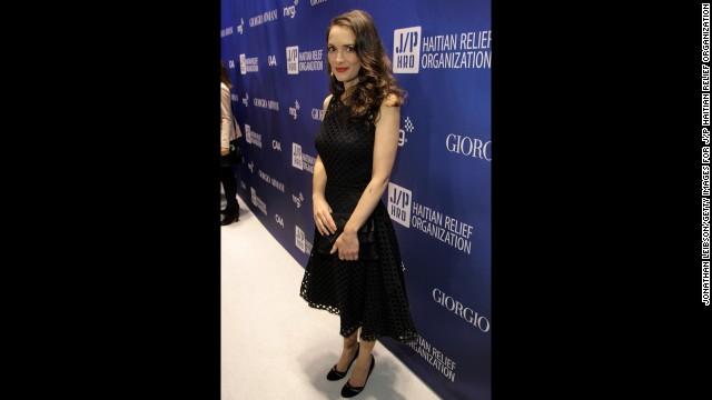 "Winona Ryder was the butt of many jokes after a 2002 <a href='http://content.time.com/time/magazine/article/0,9171,388993,00.html' target='_blank'>conviction for grand theft and vandalism</a> following an incident at Saks Fifth Avenue in Beverly Hills, California. In 2012, she starred in the film ""The Iceman."""