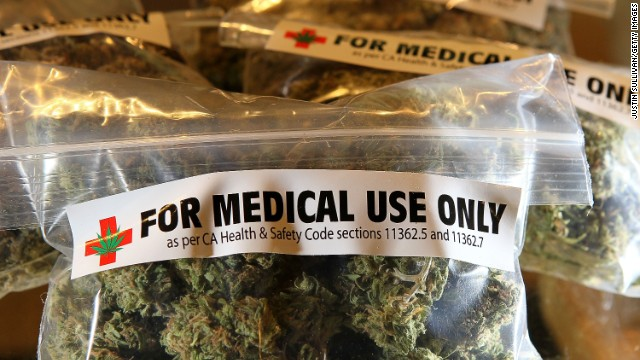 Medical marijuana may ease some MS symptoms