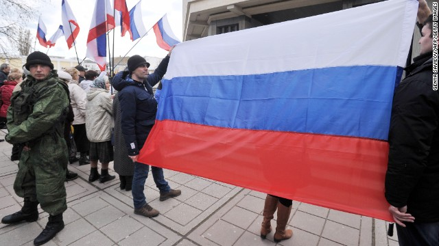 Will Ukraine crisis hasten decline of Russia's global image?