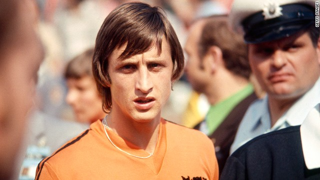 Dutch legend Johan Cruyff was believed to have missed the 1978 World Cup because of a political boycott, but in 2008 he revealed that his decision to stay away from a tournament where his nation reached the final was because of a kidnap threat against him in 1977.