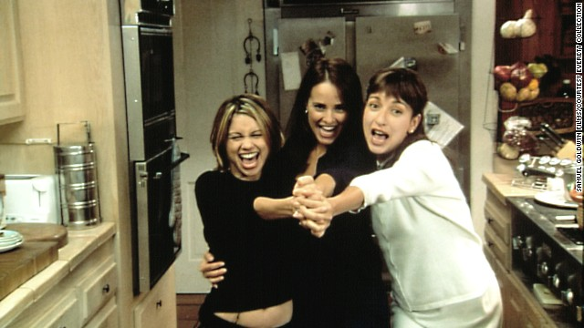 "<strong>""Tortilla Soup"" (2001):</strong> Jacqueline Obradors, Tamara Mello and Elizabeth Peña star in this film that is based on Ang Lee's ""Eat Drink Man Woman."" In this version, the chef is Mexican and must deal with the exploits of his three daughters."
