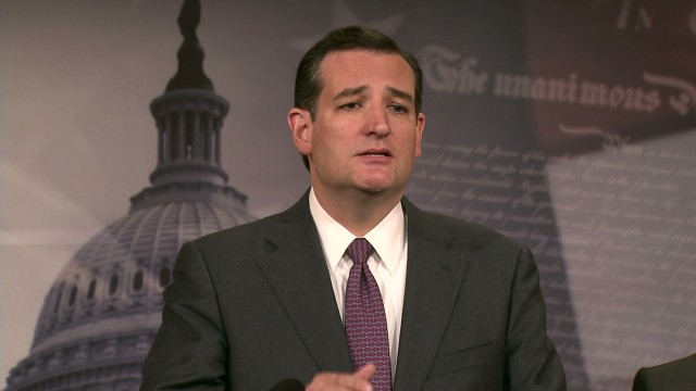 Cruz's comments draw fire from Dole, McCain