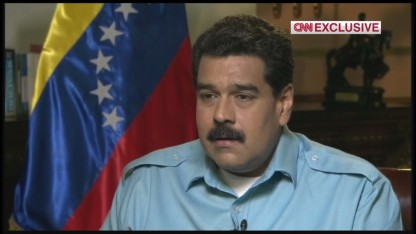 Maduro to CNN: No apologies